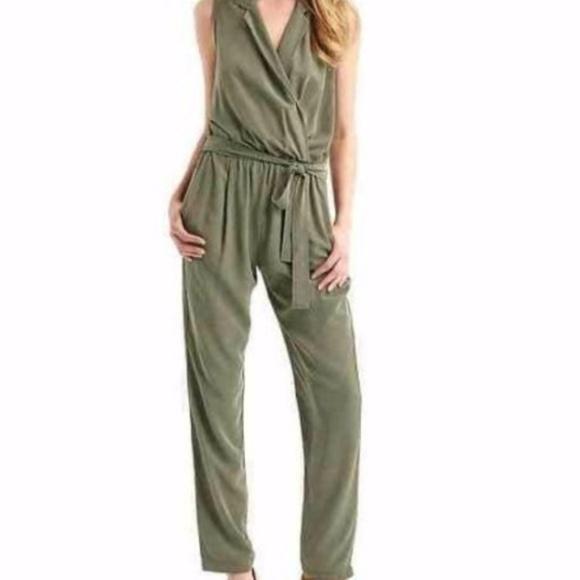GAP Dresses & Skirts - Gap Green Romper